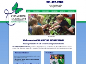 ChampionsMontessori.com